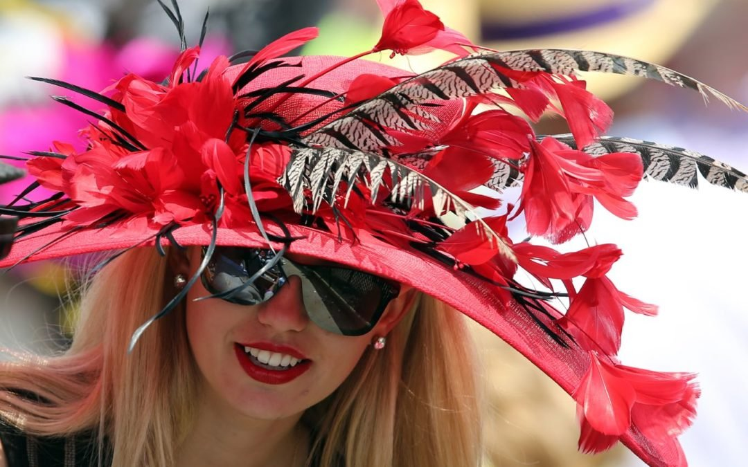 JUNE 2018 Event | Spring Fascinator Garden Party