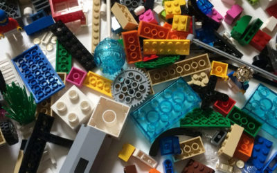 May 2018 Event   What's your superpower? & LEGO® SERIOUS PLAY®