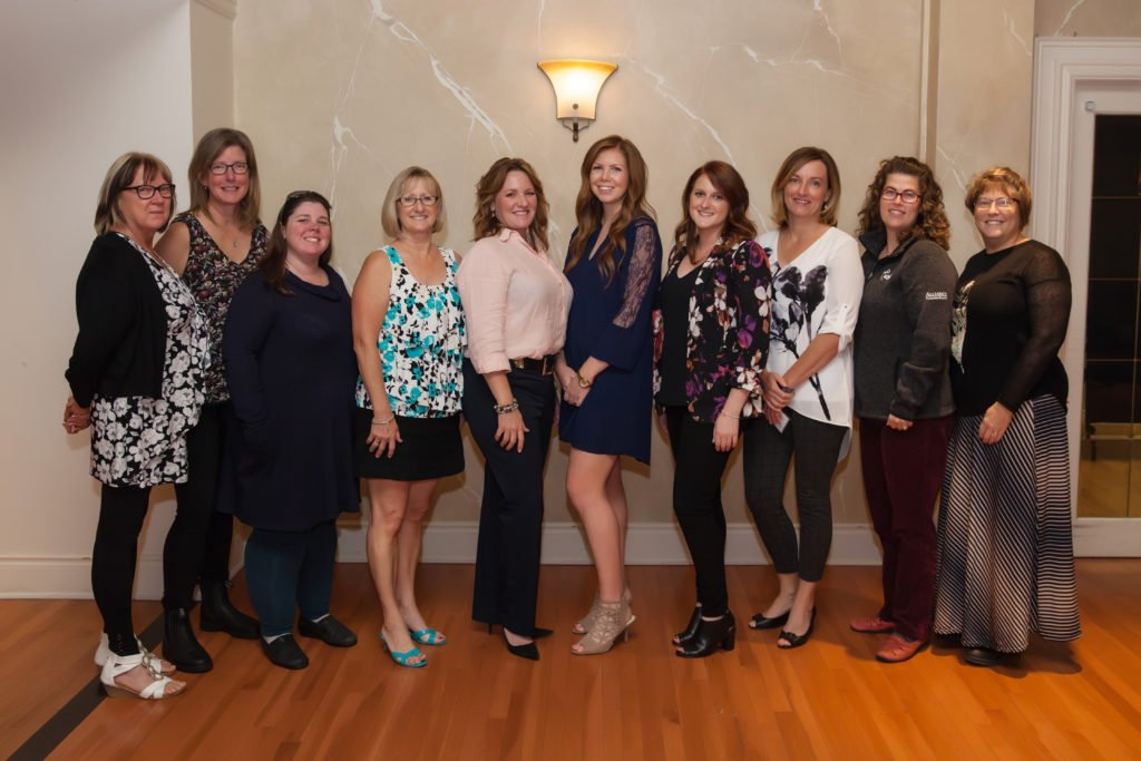 2017 Quinte Women in Business Executive Board